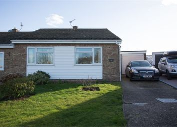 Thumbnail 2 bed semi-detached bungalow for sale in Hillcrest, Kirby-Le-Soken, Frinton-On-Sea, Essex
