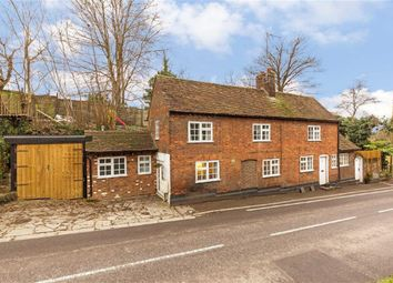 Thumbnail 3 bedroom detached house for sale in The Hill, Wheathampstead, Hertfordshire