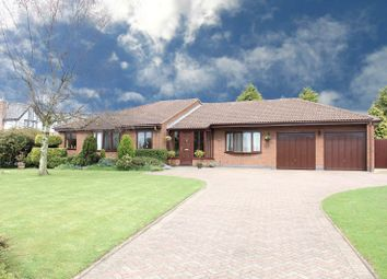 Thumbnail 3 bed detached bungalow for sale in Nuneaton, Warwickshire