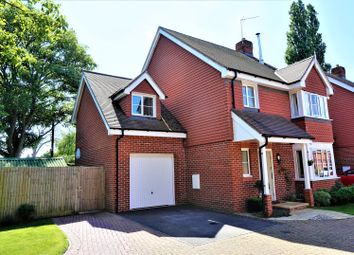 Thumbnail 4 bed detached house for sale in Lowbury Gardens, Compton