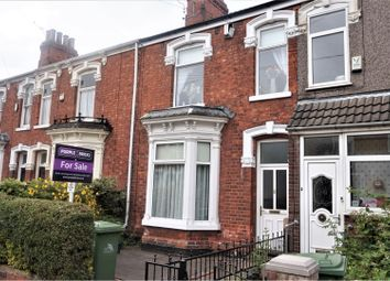 Thumbnail 2 bed flat for sale in Chantry Lane, Grimsby