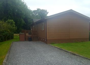 Thumbnail 3 bedroom lodge for sale in Raywell, Cottingham