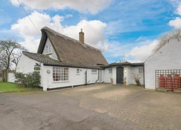 Thumbnail 4 bed detached house for sale in Nagshead Lane, Wyboston, Bedford, Bedfordshire