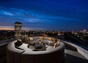 Thumbnail 1 bed flat for sale in The Corniche, 20 Albert Embankment, South Bank