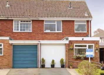 Thumbnail 3 bed semi-detached house to rent in Brandywell Road, Broseley