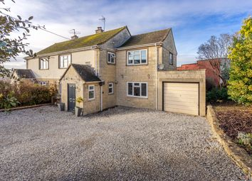 Thumbnail 4 bed semi-detached house for sale in Oxleaze Road, Tetbury