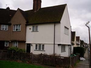 Thumbnail 3 bed end terrace house to rent in Well Hall Road, Eltham, London
