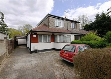 Thumbnail 3 bed semi-detached house for sale in Grants Close, Mill Hill, London