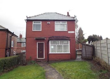 Thumbnail 3 bedroom detached house for sale in Glover Avenue, Manchester, Greater Manchester