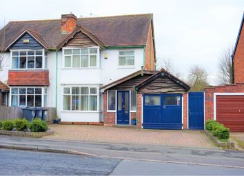 Thumbnail 3 bed semi-detached house for sale in Woodland Road, Birmingham