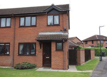 Thumbnail 3 bedroom semi-detached house for sale in Temple Grange, Peterborough