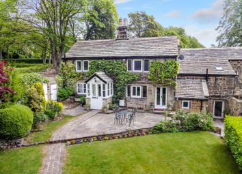 Thumbnail 4 bed cottage for sale in Cliffe Drive, Rawdon, Leeds