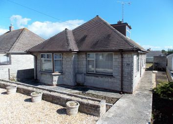 Thumbnail 4 bed detached bungalow for sale in Clarence Road, Portland
