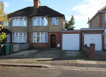 Thumbnail 3 bed semi-detached house to rent in Munden Grove, Watford
