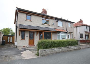 Thumbnail 3 bed semi-detached house for sale in Albert Road, Morecambe