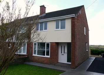 Thumbnail 3 bed semi-detached house to rent in Gwelfor, Dunvant, Swansea