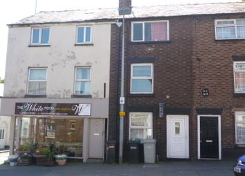 Thumbnail 3 bed terraced house to rent in Chester Road, Macclesfield