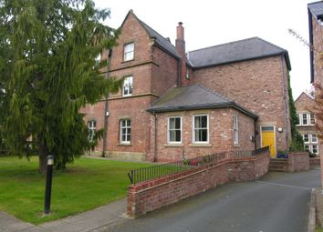 Thumbnail 2 bed flat for sale in Strathalyn, Rossett, Wrexham
