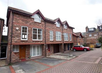 Thumbnail 3 bed town house to rent in Bishops Court, York