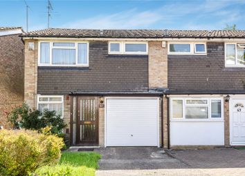 Thumbnail 3 bed end terrace house for sale in Knoll Crescent, Northwood, Middlesex