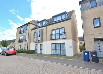 Thumbnail 2 bed flat for sale in Dunnock Way, St. Ives, Cambridgeshire