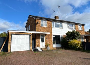 3 bed semi-detached house for sale in Hatch Ride, Crowthorne, Berkshire RG45