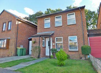 Thumbnail 3 bed link-detached house for sale in Shannon Road, Stubbington, Fareham