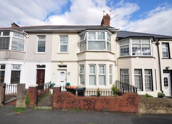 Thumbnail 3 bed terraced house for sale in Blenheim Road, Newport