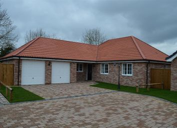 Thumbnail 3 bed detached bungalow for sale in Oak Way, Heckington, Sleaford