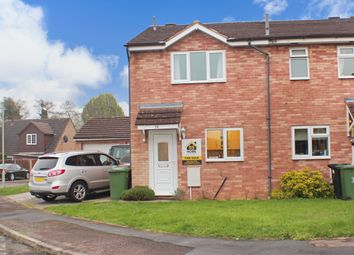 Thumbnail 2 bedroom end terrace house for sale in Holmfirth Close Belmont, Hereford