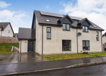 Thumbnail 3 bed semi-detached house for sale in Aird Crescent, Kirkhill