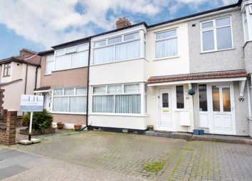 Thumbnail 3 bedroom terraced house to rent in Norfolk Road, Upminster