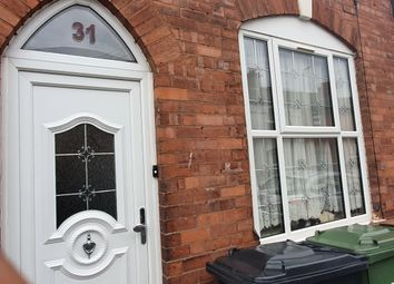 Thumbnail 3 bed terraced house for sale in Thorpe Road, Walsall