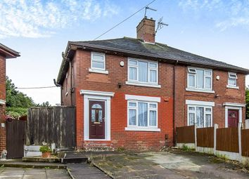 Thumbnail 3 bed semi-detached house for sale in Cliffe Place, Burslem, Stoke-On-Trent