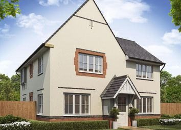 "Thumbnail 4 bed detached house for sale in ""Lincoln"" at Birmingham Road, Bromsgrove"