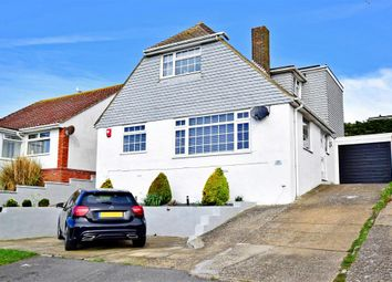 Thumbnail 3 bed link-detached house for sale in Cissbury Crescent, Saltdean, East Sussex