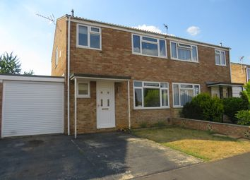 Thumbnail 3 bed semi-detached house for sale in Hampden Close, Bicester