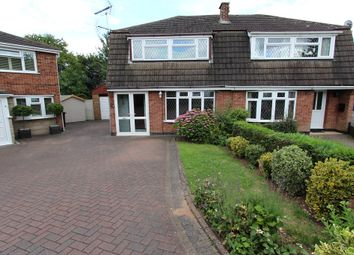 Thumbnail 3 bedroom semi-detached house to rent in Mountfield Avenue, Sandiacre
