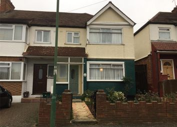 Thumbnail 3 bed end terrace house for sale in Burford Road, Sutton, Surrey