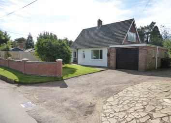 Thumbnail 3 bedroom bungalow for sale in School Lane, Rockland St. Mary, Norwich