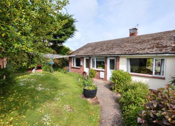 Thumbnail 2 bed semi-detached bungalow for sale in Denwick View, Alnwick