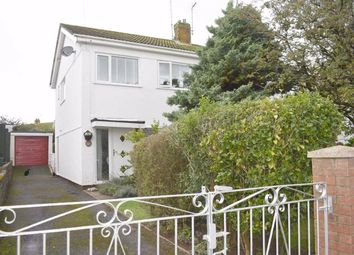 Thumbnail 3 bed semi-detached house for sale in Three Cliffs Drive, Pennard, Swansea