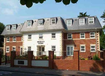 Thumbnail 2 bed flat to rent in Regency Court, 112 -114 Langley Road, Watford