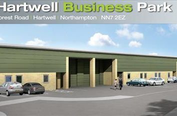 Thumbnail Light industrial to let in Forest Road, Hartwell, Northampton