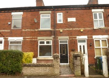 Thumbnail 3 bed terraced house to rent in Napier Street, Hazel Grove, Stockport
