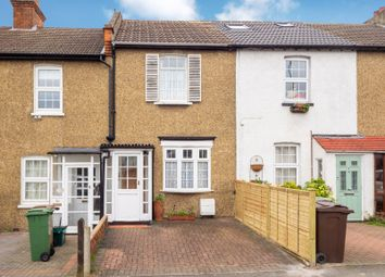 Thumbnail 2 bed terraced house for sale in Malden Road, Cheam, Sutton, Surrey