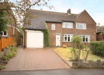 Thumbnail 3 bed semi-detached house for sale in Rosamond Avenue, Sheffield, South Yorkshire