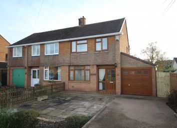 Thumbnail 3 bed semi-detached house for sale in School Fields, North Petherton, Bridgwater