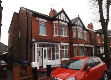 Thumbnail 4 bed semi-detached house for sale in Grangethorpe Drive, Manchester, Greater Manchester, Uk
