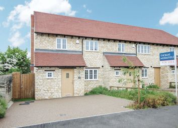 Thumbnail 3 bed cottage for sale in Nethercote Road, Tackley, Kidlington